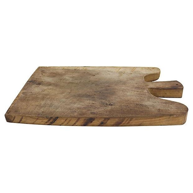 Oversize Antique French Cutting Board - Image 2 of 3