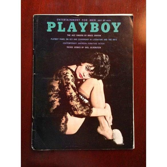 July 1961 Playboy Magazine - Image 3 of 6