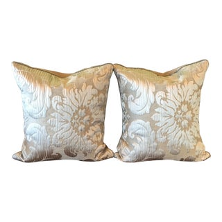 Decorative Accent Pillows by Mrs.Howard Max & Co. - A Pair