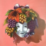 Image of Original Framed Painting by Myra