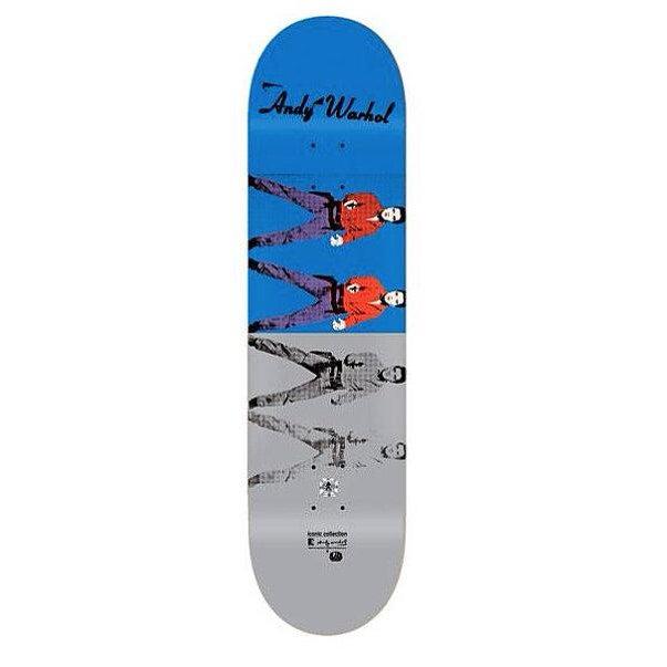 Andy Warhol Elvis Skateboard - Image 1 of 2