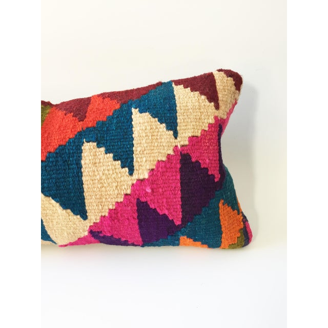 Image of Vintage Kilim Lumbar Pillow