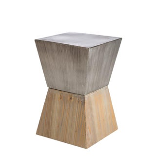 Statements By J Kevin Stool Side Table