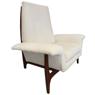 Adrian Pearsall Architectural Club Chair