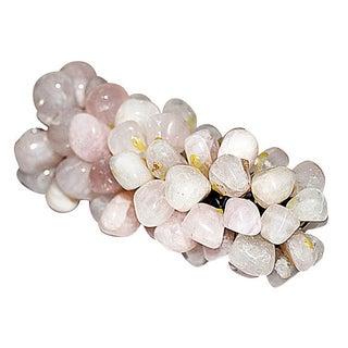 Pink Quartz Grapes