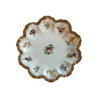 Paris Limoges Porcelain Dish