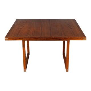 Danish Rosewood Coffee Table by Rud Thygesen