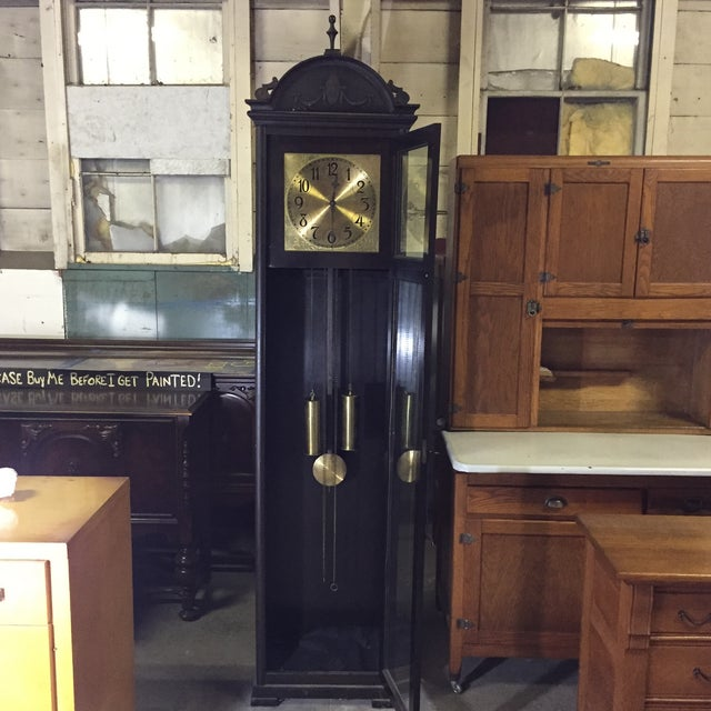 Colonial MFG Grandfather Clock - Image 5 of 6