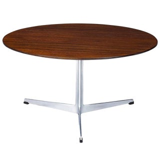 Arne Jacobsen Rosewood Coffee Table