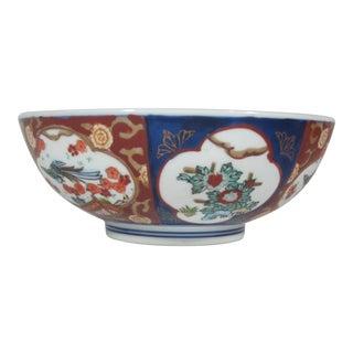 Japanese Gold Imari Bowl