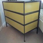 Image of George Nelson for Herman Miller Steel/Wood Dresser