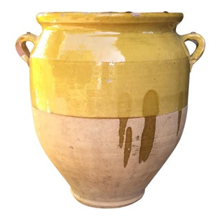 French Terra Cotta Pot