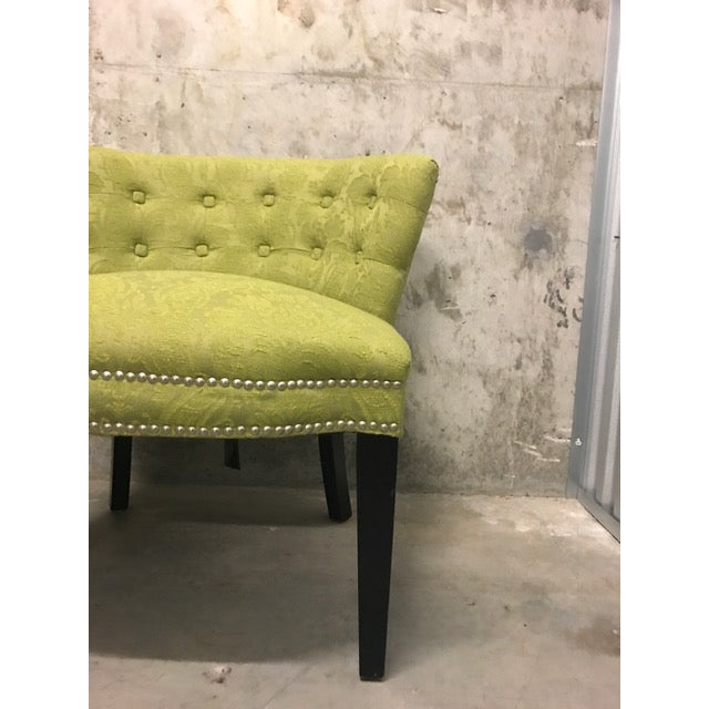 HD Buttercup Slipper Chairs - A Pair - Image 3 of 6