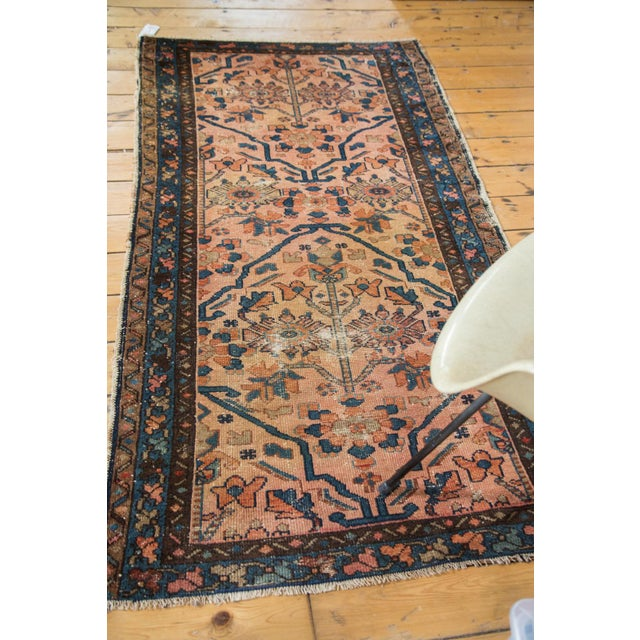 "Antique Lilihan Rug - 3'4"" X 6'1"" - Image 5 of 9"