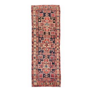 "Apadana - Vintage Persian Rug, 3'6"" x 10'2"""