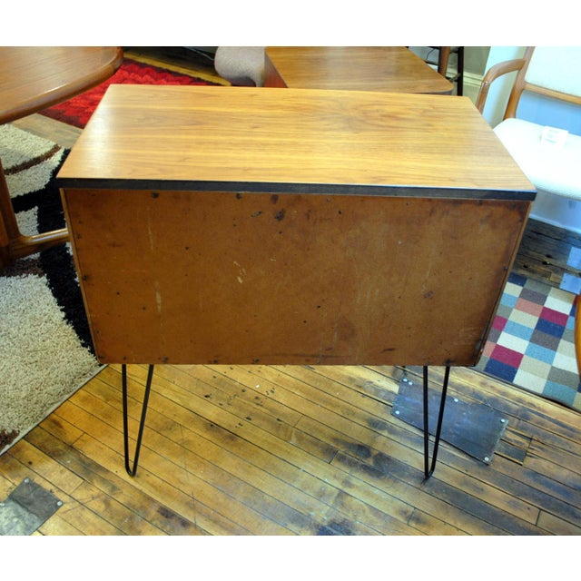 Mid Century Chest With Hairpin Legs - Image 6 of 7