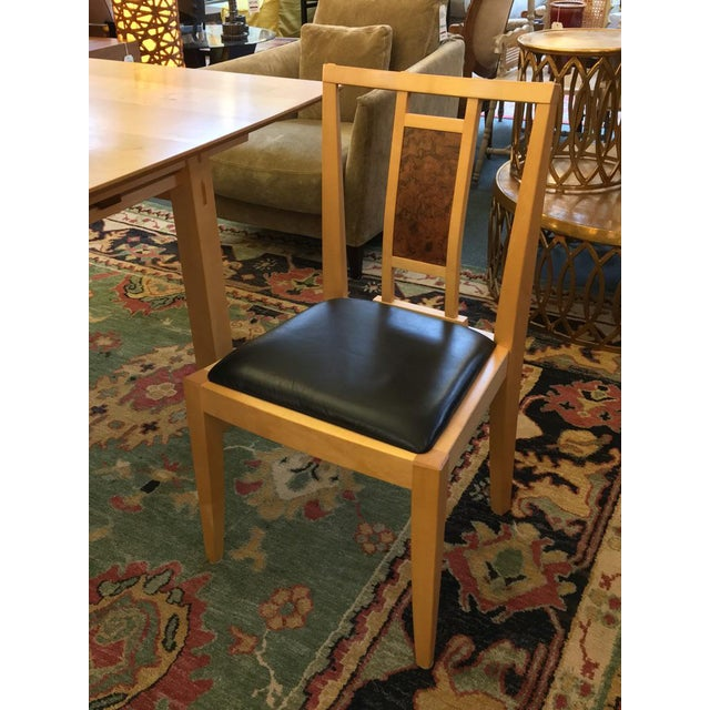 Robert Stangler Argus Dining Table & McCormick Chairs - Set of 11 - Image 6 of 11