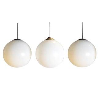 Mid-Century Modern Sphere Pendant Light