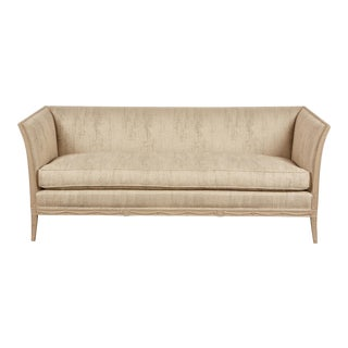 "Reproduction Piece of an ""Albert"" Gustavian Sofa"