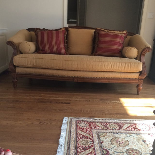 Thomasville Custom Sofa - Image 2 of 7