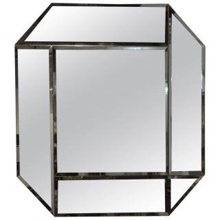 Geometric Mirror Signed by Dan Johnson