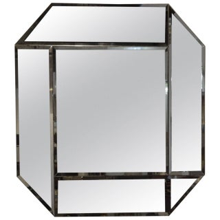 Geometric Mirror Signed by Dan Johnson