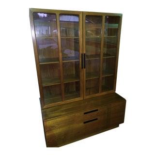 Vintage Ib Kofod Larsen Teak Cabinet