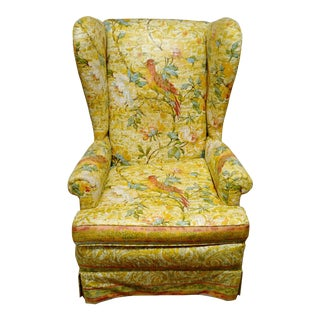 Mid Century Bird Wing Chair