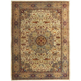 An Antique Sevas Rug