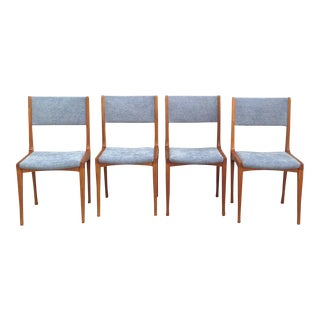 Carlo de Carli for Cassina Chairs - Set of 4