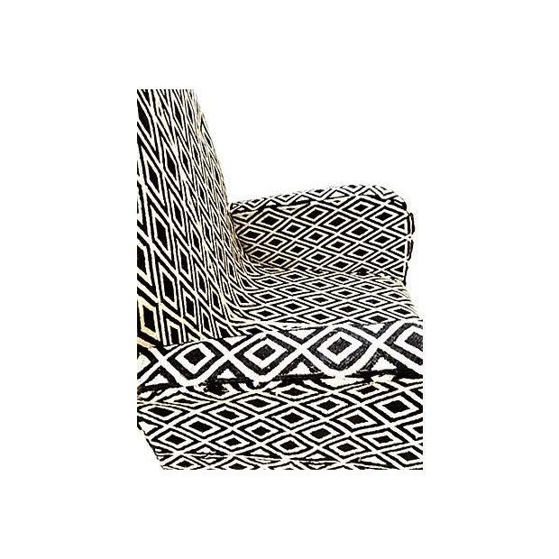 African Yoruba Glass Beaded Chair Chairish