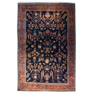 19th Century Saruk Mahajeran Carpet