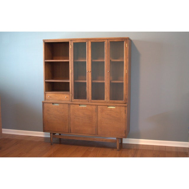 American of Martinsville Mid-Century China Cabinet - Image 2 of 5