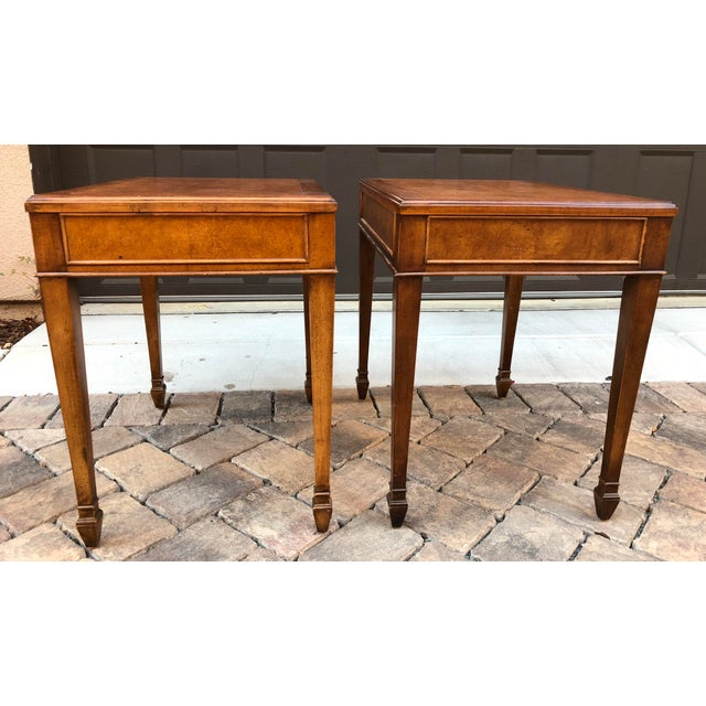 Century Vintage Nightstands - A Pair - Image 7 of 9