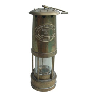 Welsh Cast Brass Lantern