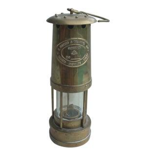 Welsh Cast Brass Lantern
