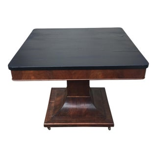 American Empire Center Table