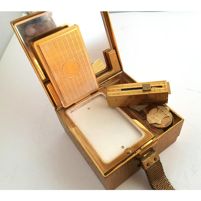 Image of Vintage Evans Minaudière Hollywood Regency