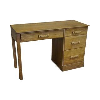 Brandt Ranch Oak Rustic Southwest Style Writing Desk (B)