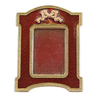 Miniature Victorian Style Picture Frame
