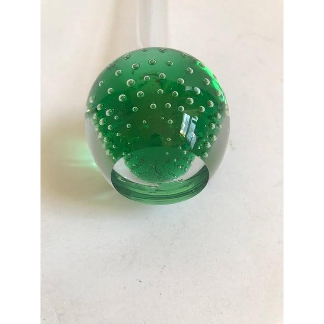 Mid-Century Murano Style Art Glass Bud Vase - Image 6 of 7