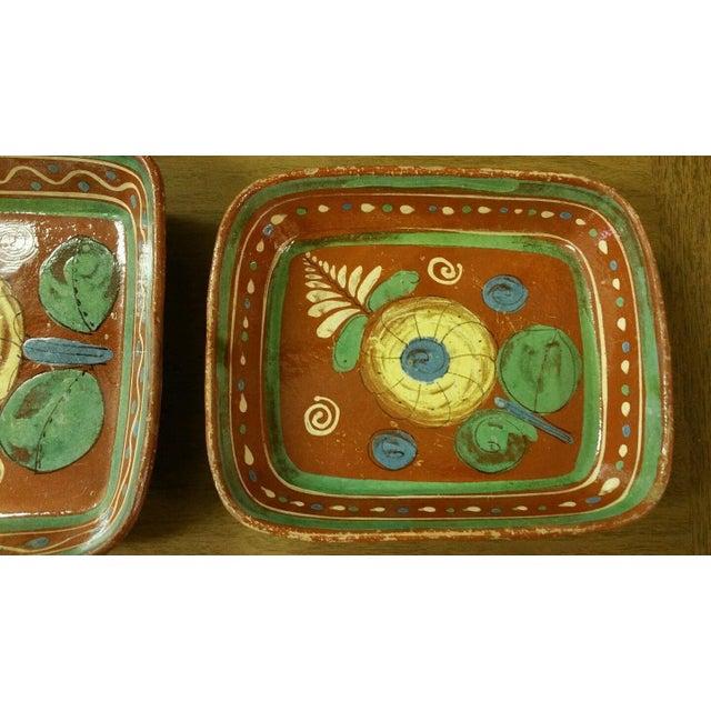 Tlaquepaque Mexican Bowls - Set of 3 - Image 4 of 7