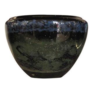 Jim Norton Mid-Century Glass Bowl