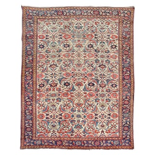 Large Fereghan Carpet from Central Persia