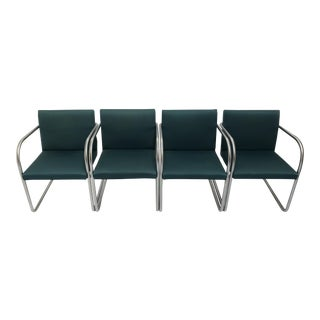Vintage Thonet BRNO Chairs - Set of 4
