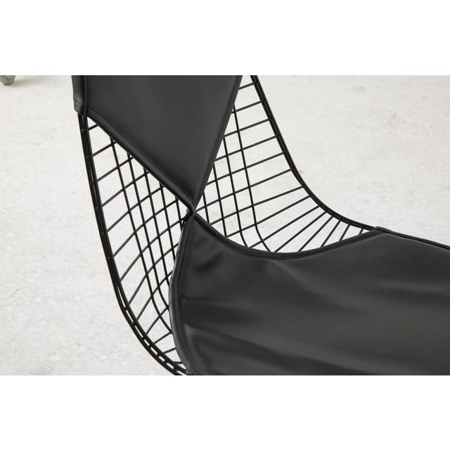 Image of Eames Dowel-Leg Wire Chair