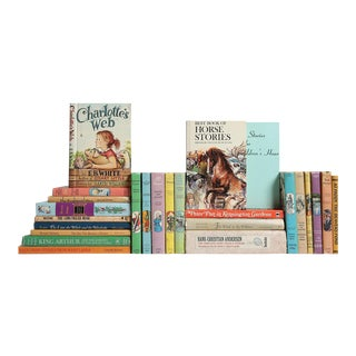 Children's Fiction Library - Set of 25