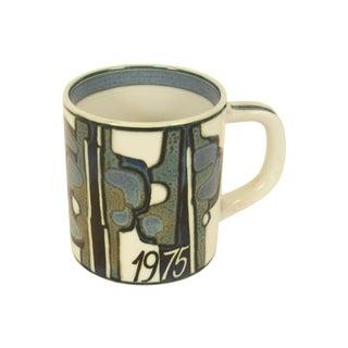 Royal Copenhagen Annual Mug 1975