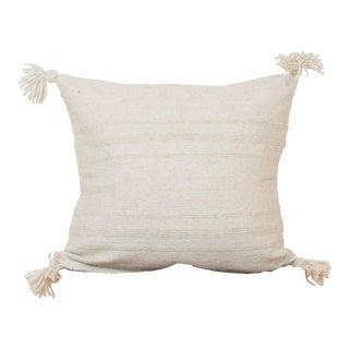 Cream Puro Wool Pillow