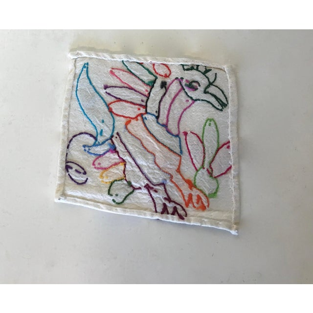 Otomi Coaster Set - Set of 4 - Image 3 of 3